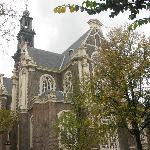 Nearby Westerkerk