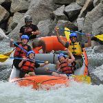 Rafting w/my Grandboys!