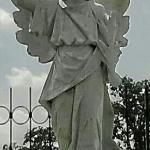 Look homeward angel.