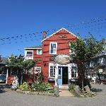 Bearskin Neck - downtown Rockport