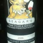 Seagars wine