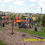 the childrens play area