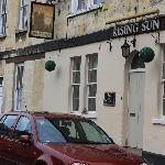 Photo de The Rising Sun Inn