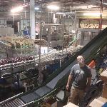 Bottling Area