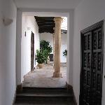 Eingangsbereich links
