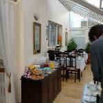 Dining Area - Atrium #2