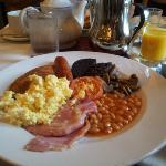 Full Scottish Breakfast was superb!!!!!