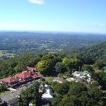 Ariel view of Montville