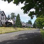 Military Housing Row