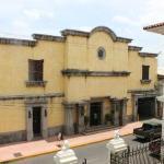 The La Perla Casino across the street (from balcony)