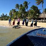 Traditional Fijian Welcome