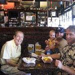 4 generations enjoying Joe Jost's