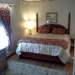 Extended Stay Master Bedroom