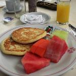 Some of the Breakfast
