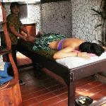 Spa Massage area