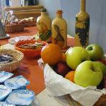 Productos para el desayuno