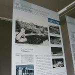 Fotodukumentation in der ausstellung des Gauforums in Weimar