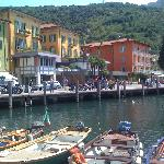a quaint little Marina close to Riva