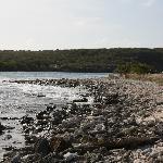 La plage non aménagée
