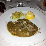 Filetto al tartufo
