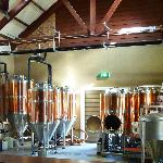 Potters brewery interior