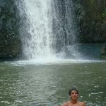 waterfall experience