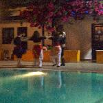 Cretan Dancing at the Hotel