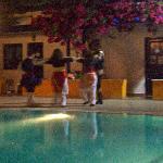 Cretan Dancing at the Hotel