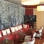 Lounge Area Near Lobby