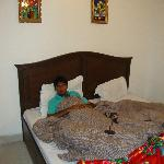 Hotel Ambassador Bedroom