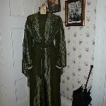 Dress worn by Elizabeth Montgomery in made-for-T.V. movie