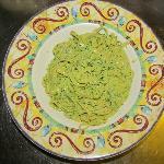 Tagliatelle al Pesto