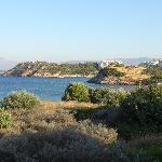The beautiful bay of Mirabello.