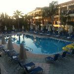 Pool at Sunset :)
