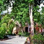 Hotel im Grünen
