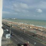 View of the pier from or room
