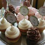 Sassy Sunflower cupcakes- YUM!