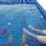 Jacuzzi at the terrace