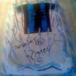 B-day cake as an Inter Milan shirt