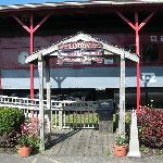 The Red Caboose Motel & Restaurant