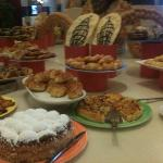 buffet pain du matin