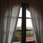 Agriturismo Gli Arancini: vista panoramica da una camera