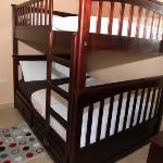 Bunk Bed Rooms Sleep up to 4