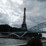 paseo por el rio Sena