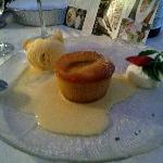 Pear Dessert (excellent).