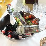 Cola zum Frühstück - Klasse... für alle diejenigen, die keinen Sekt mögen