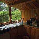 Maple Wild: sunny kitchen