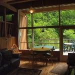 Maple Wild: living area