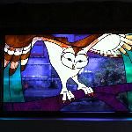 Another stain glass window.