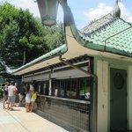 Walter's pagoda